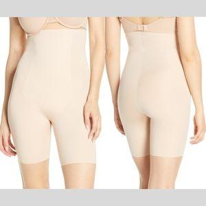 NEW Spanx Thinstincts High Waist Small Shorts